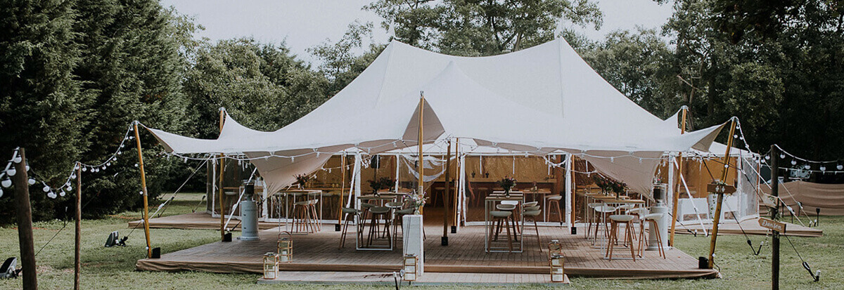 2vrent blog - sailcloth tent